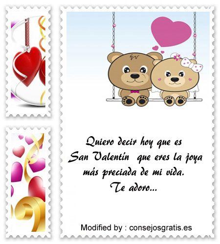 saludos del dia del amor y la amistad para compartir por Whatsapp,descargar mensajes del dia del amor y la amistad: http://www.consejosgratis.es/mensajes-para-mi-novia-por-san-valentin/