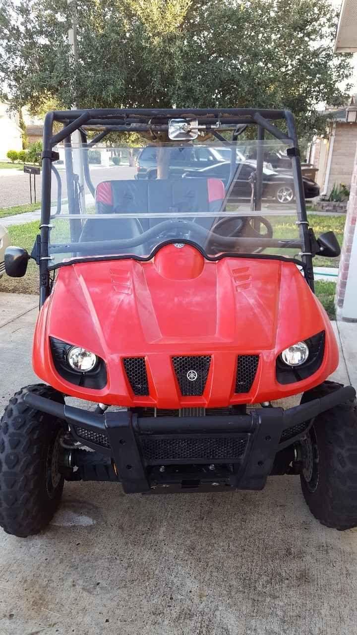 Used 2008 Yamaha RHINO 450 ATVs For Sale in Texas. Cargo Trailer included (Hablo Español) Luis (956) 212 0477