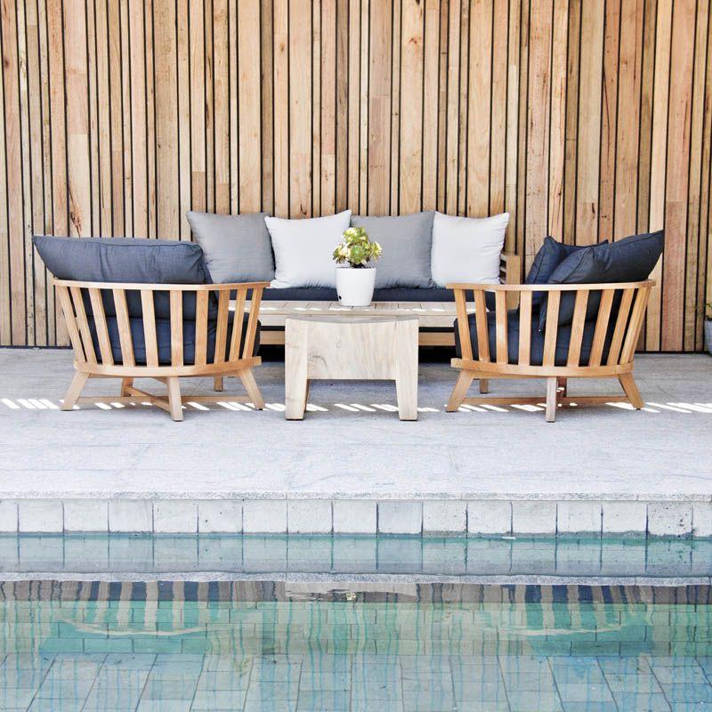 Fantastic Barrel Lounge Chair Luxury Indoor Outdoor Furniture Satara Ibusinesslaw Wood Chair Design Ideas Ibusinesslaworg
