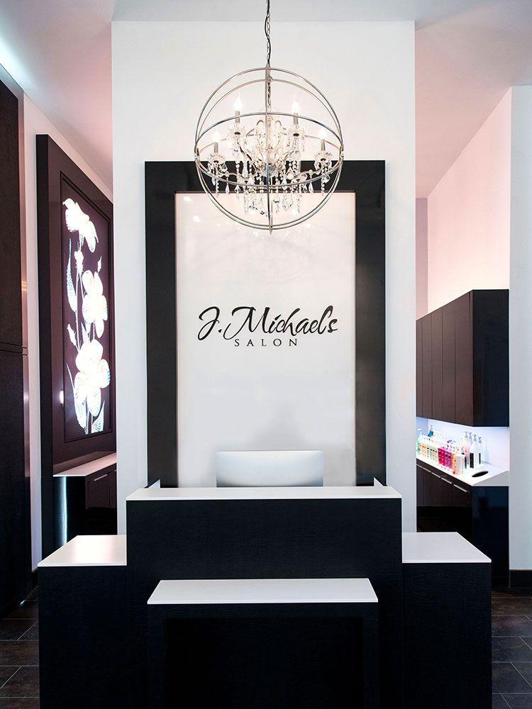 Soty 2014 J Michael S Salon Beauty Salon Decor Spa Room Decor Salon Interior Design