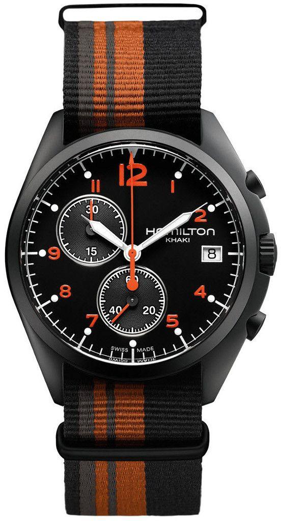 Pilot Khaki Aviation Fixed…Watches Pioneerbezel Hamilton Watch MzGUqSVp