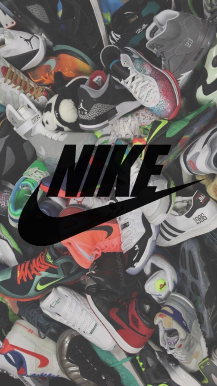 Nike Shoes Wallpaper Wallpaper Nice In 2020 Sneakers Wallpaper Nike Wallpaper Iphone Nike Wallpaper
