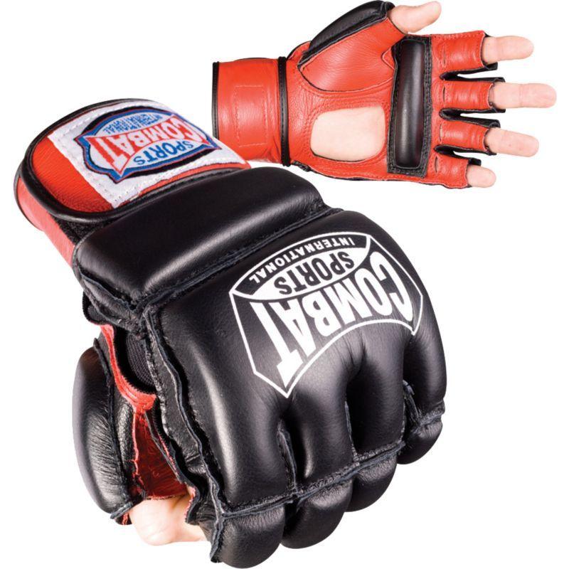 Combat Sports MMA Bag Gloves, Orange Combat sport, Mma