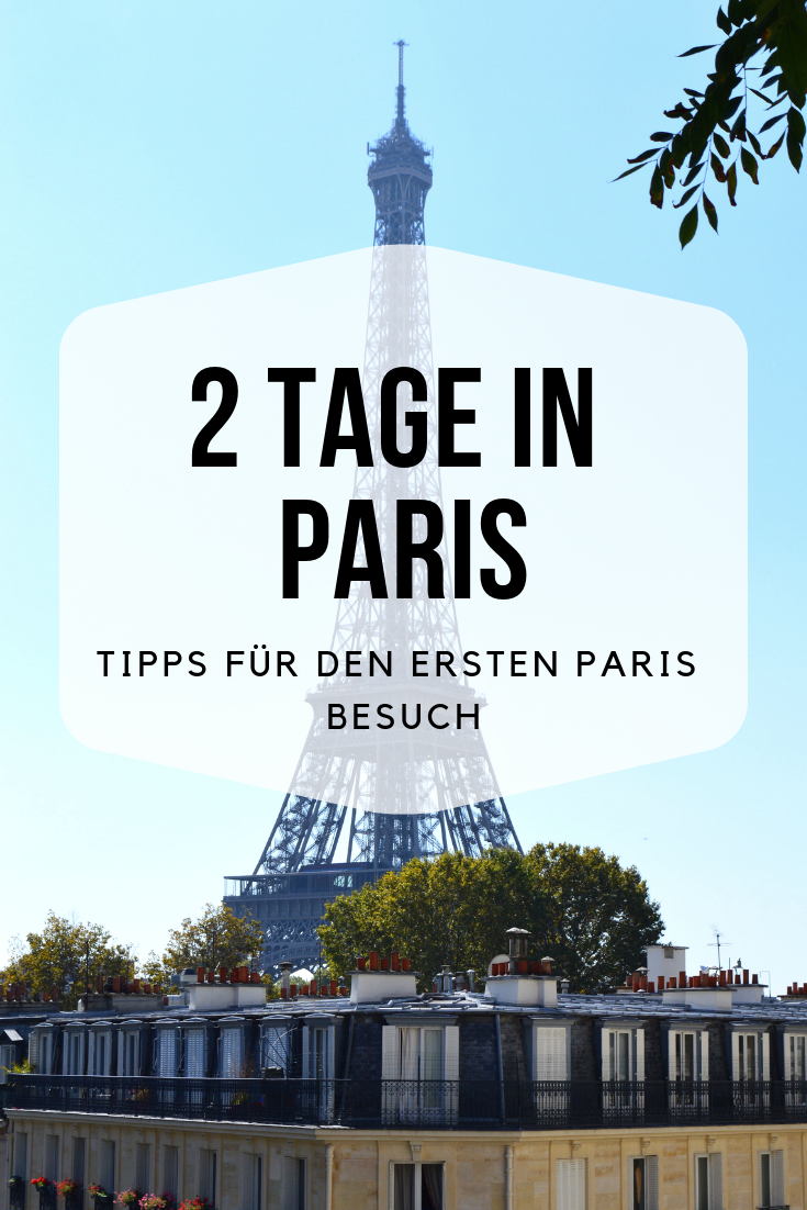 , 2 Tage in Paris, My Travels Blog 2020, My Travels Blog 2020
