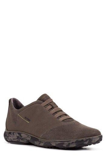 586aaaa0b0 GEOX 'NEBULA 24' SLIP-ON SNEAKER. #geox #shoes # | Geox Men ...