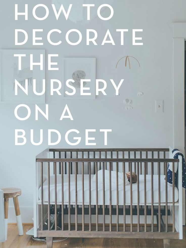 Adorable Diy Nursery Decor Ideas That Won T Break The Bank