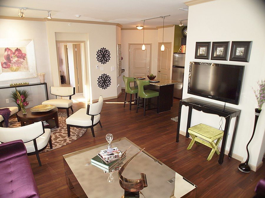 Navarra Living And Dining Room Apartments For Rent Pretty Room Home