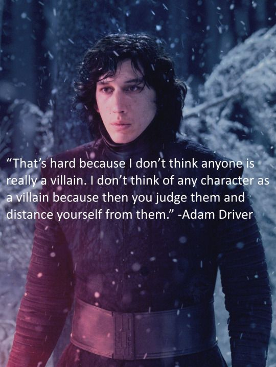 """THANK YOU. < < < """"You have to love the villain as much as you love the hero, only then will you have a good story."""" -Andrew Scott"""