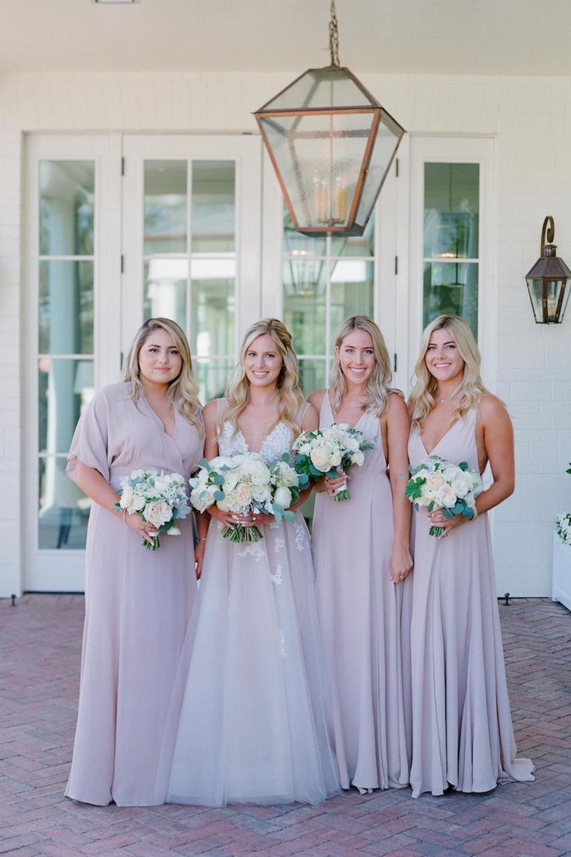 A Ballroom Reception Done Oh So Right At The Rosewood Miramar Beach Beach Bridesmaid Dresses Bridesmaid Dress Styles Lavender Wedding [ 1500 x 1000 Pixel ]