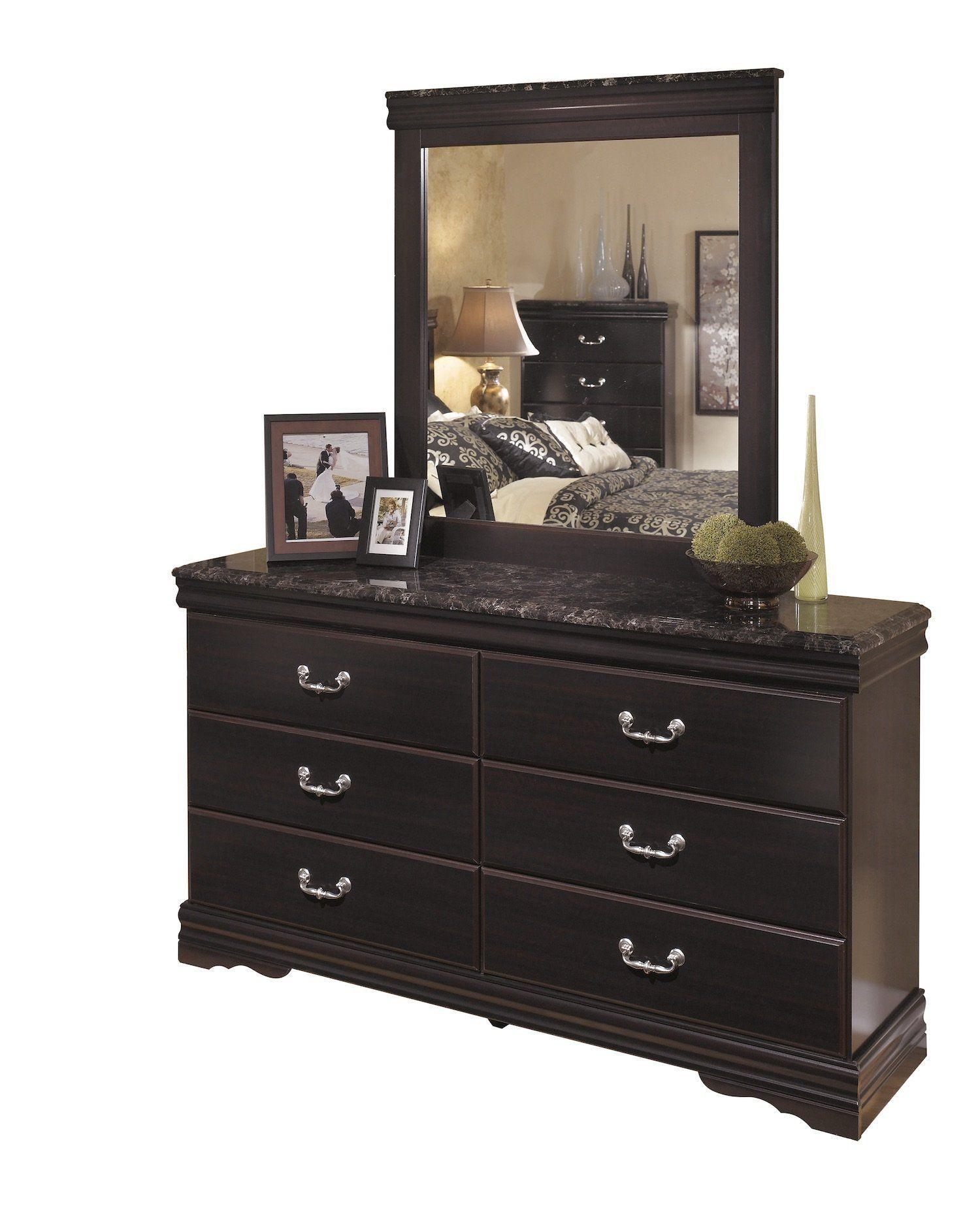 Ashley Esmarelda 4PC Queen Full Panel Headboard Bedroom