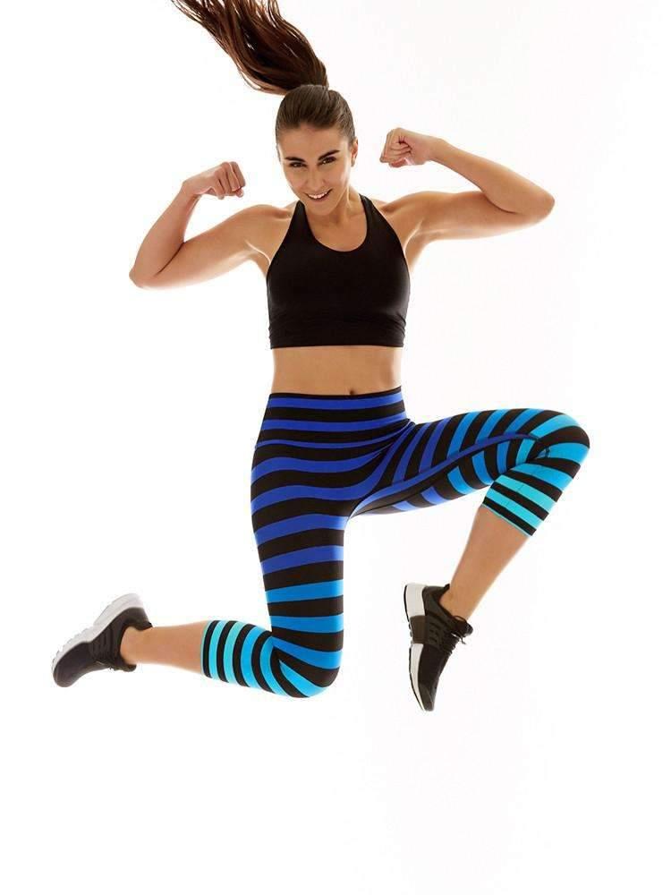 Capri In Alexis Stripe Clothes Women Fashion