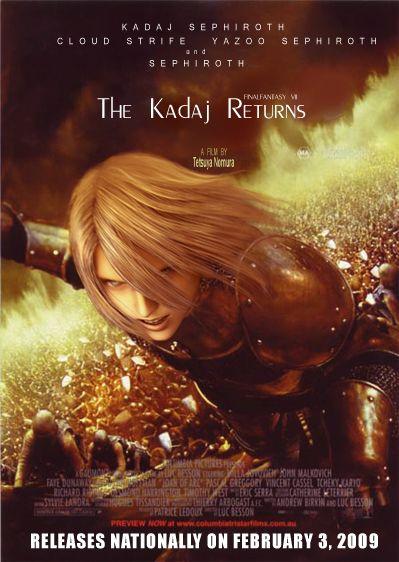 The Kadaj Returns by yuyanxiansheng