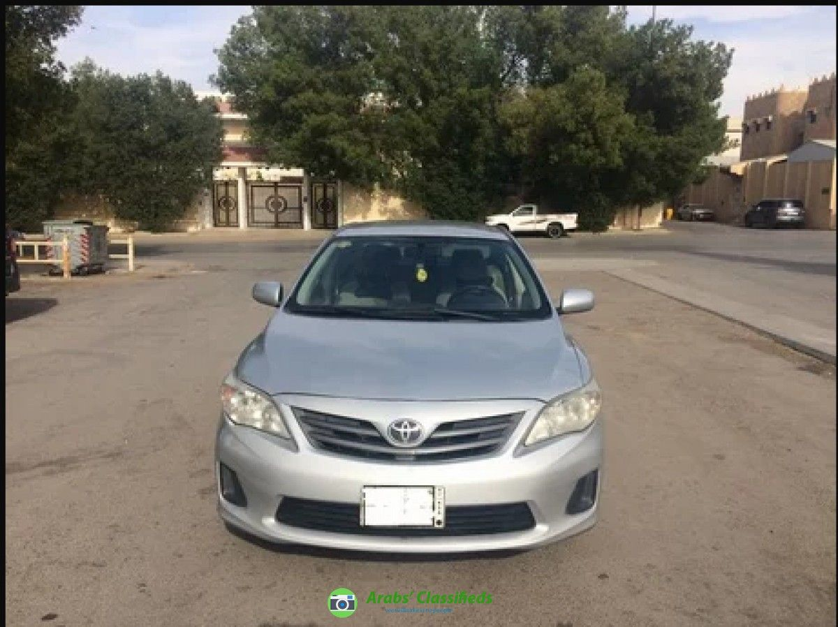 Toyota Corolla in Cars on Saudi - Arabsclassifieds | Best free ...