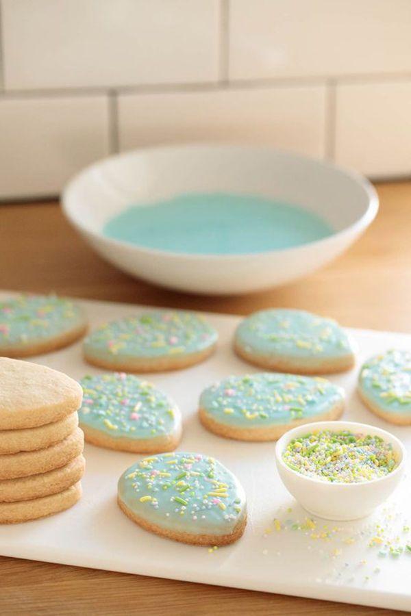 пасхальное печенье рецепты с фото два