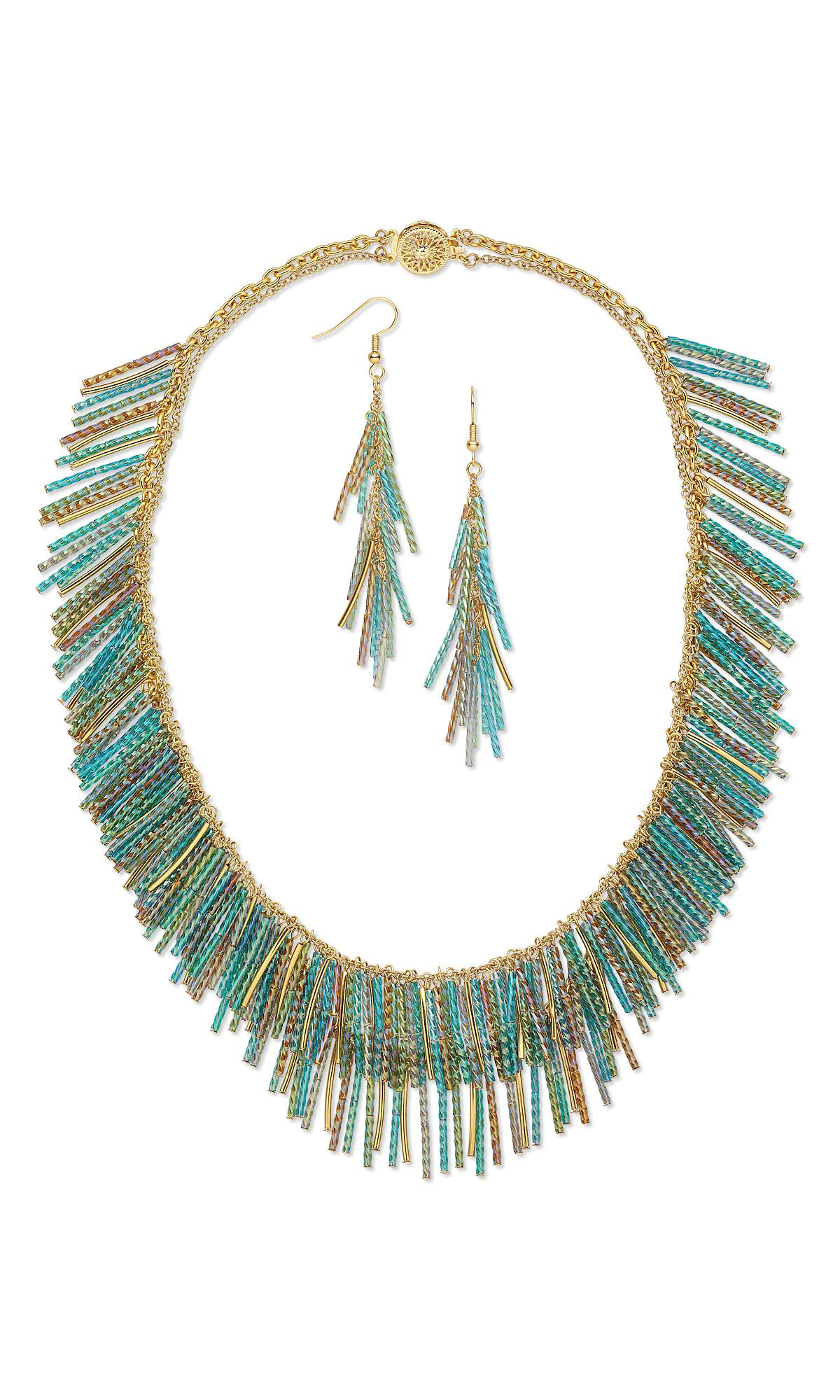Jewelry Design Collar Style Necklace