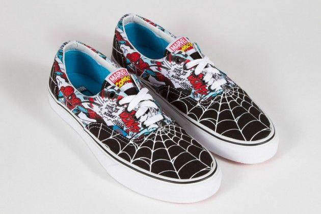 scarpe vans marvel uomo