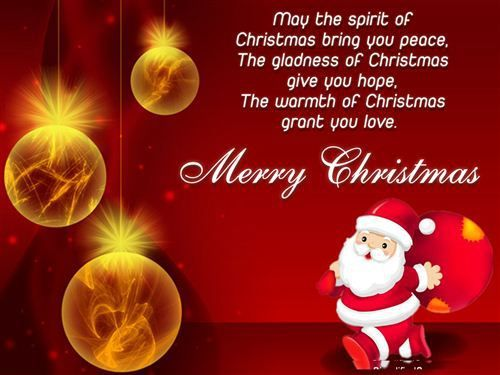 May The Spirit Of Christmas Christmas Merry Christmas Happy Holidays Christmas  Quotes Seasons Greetings Merry Christmas Quotes Christmas Quotes For  Friends ...