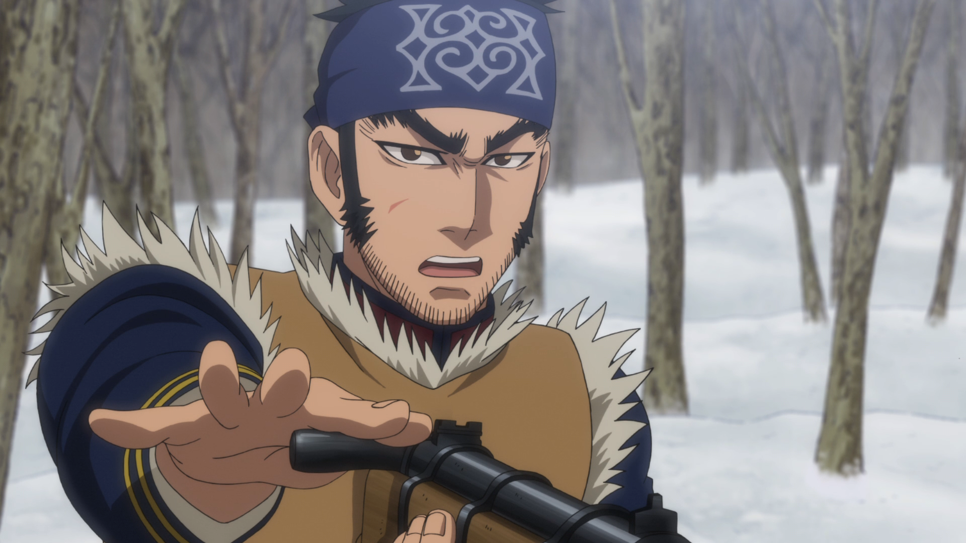 Golden Kamuy Episodes 0809 Anime Review Anime reviews