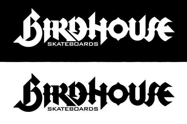 Magnificent Tony Hawk Birdhouse On Behance Logo Patch Badge Bold Home Interior And Landscaping Ferensignezvosmurscom