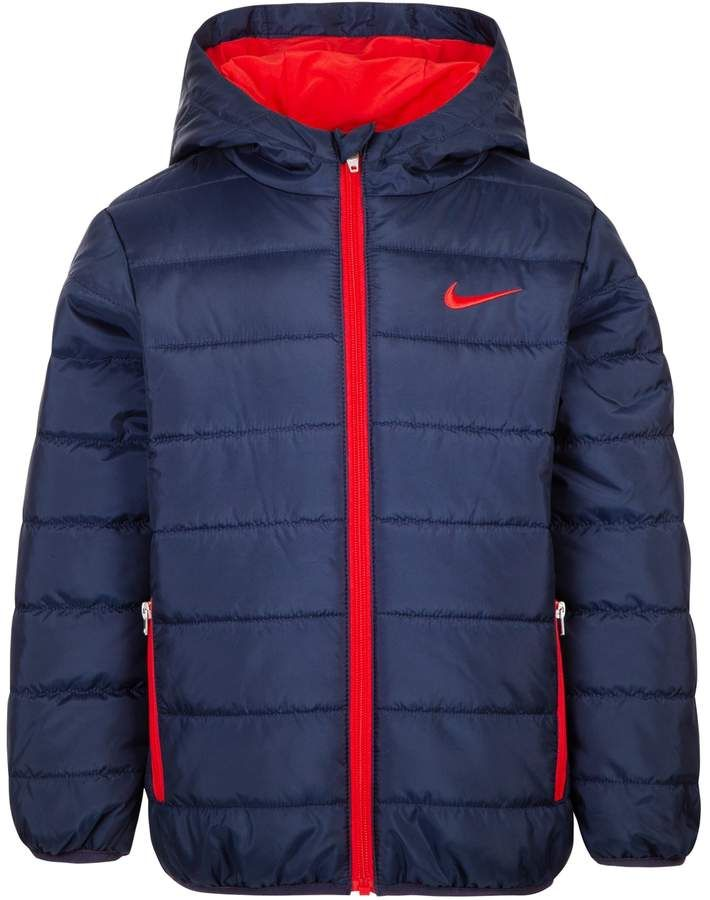 Boys Padded Quilted School Casual Jacket Children Warm Winter Casual Coat