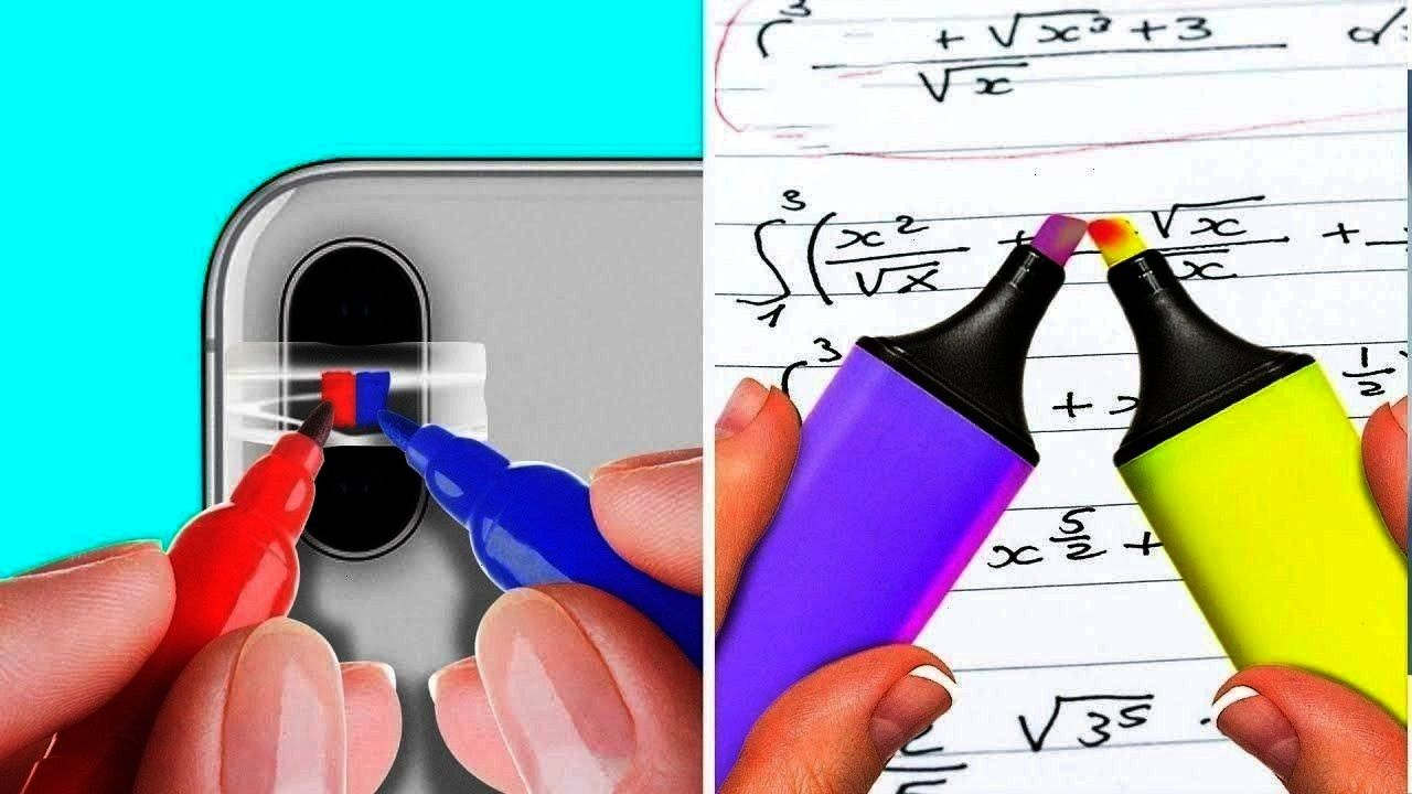 USE SIMPLE THINGS  Solve any kind of problem with simple life hacks  videobrilliant28 BRILLIANT WAYS TO USE SIMPLE THINGS  Solve any kind of problem with simple life hack...