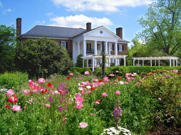 366f838fb21e3182098e6f6b0a0d4543 - Boone Hall Plantation & Gardens Charleston Sc