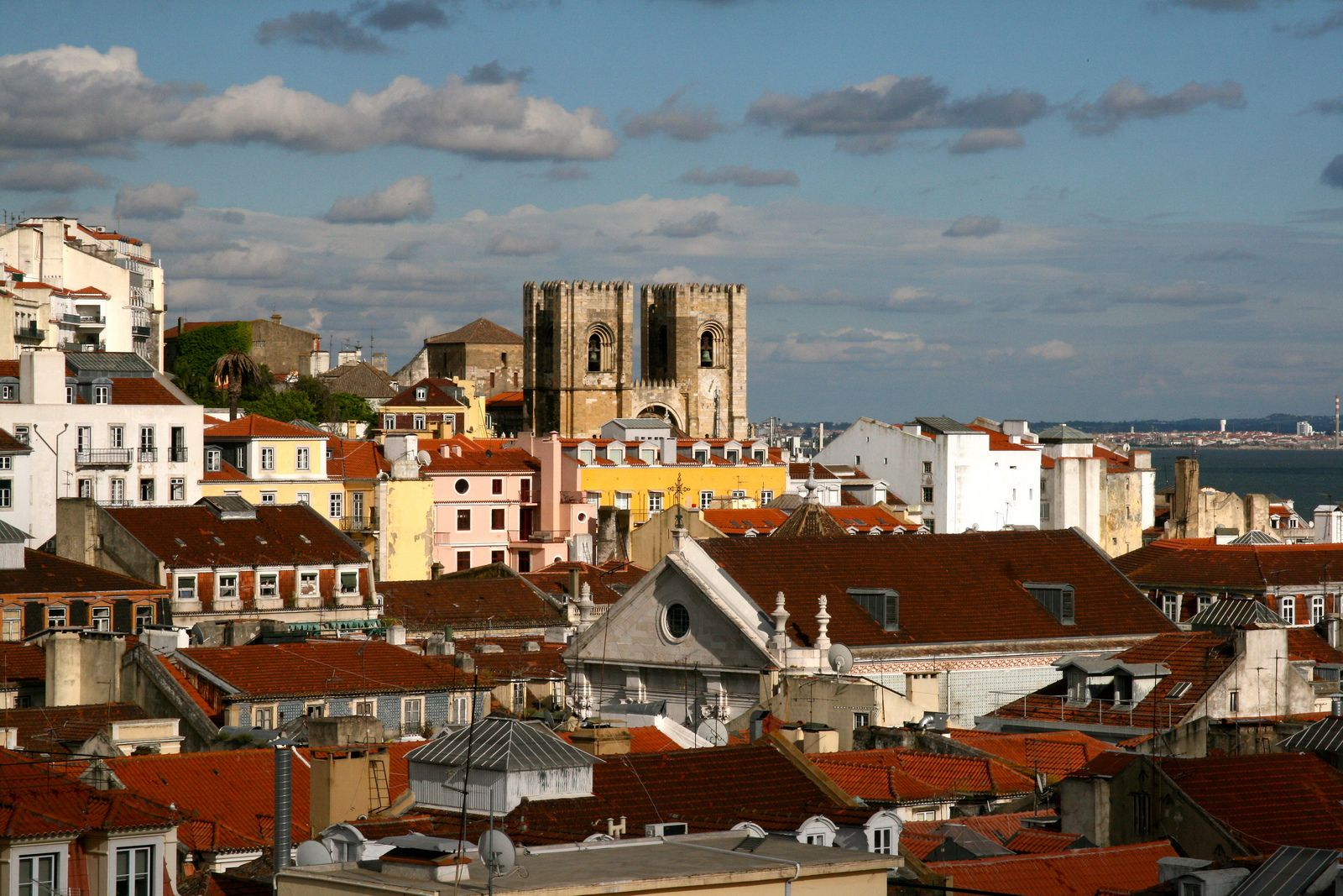 Sé de Lisboa, Igreja de Santa Maria Maior