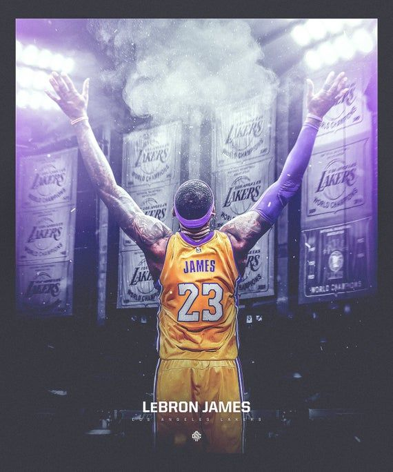 Lebron James Wallpaper Iphone: Lebron James Poster, Banner Or Canvas