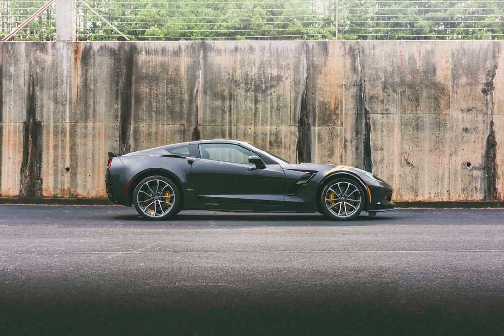 2017 Chevrolet Corvette Grand Sport First Drive Corvette