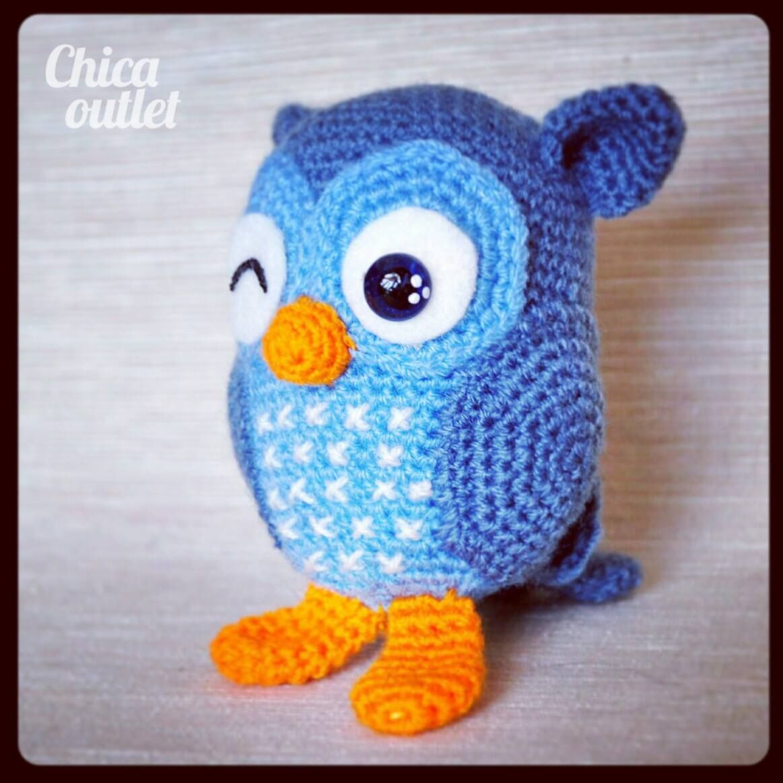 Pin by móni on lechu | Pinterest | Owl and Crochet