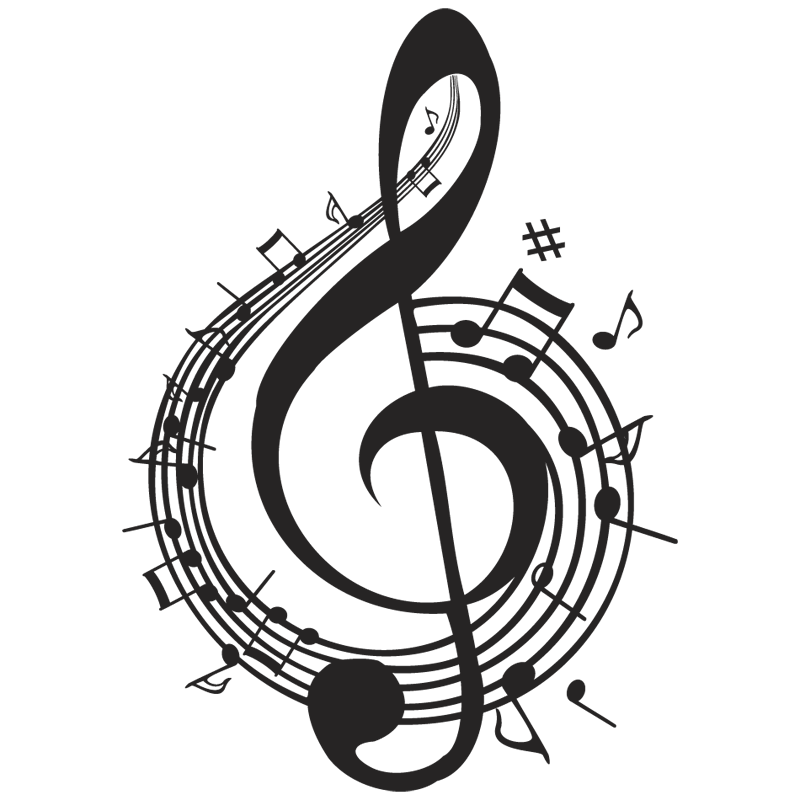 Music notes card images google search cards music for Note musicali dwg