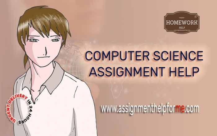 Computer science writing services