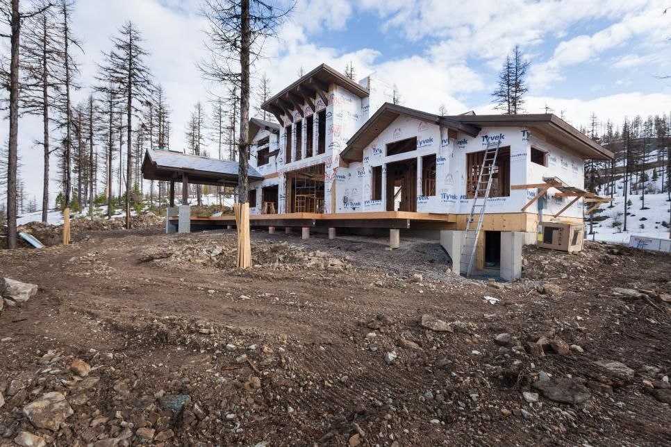 Construction Diary From Hgtv Dream Home 2019