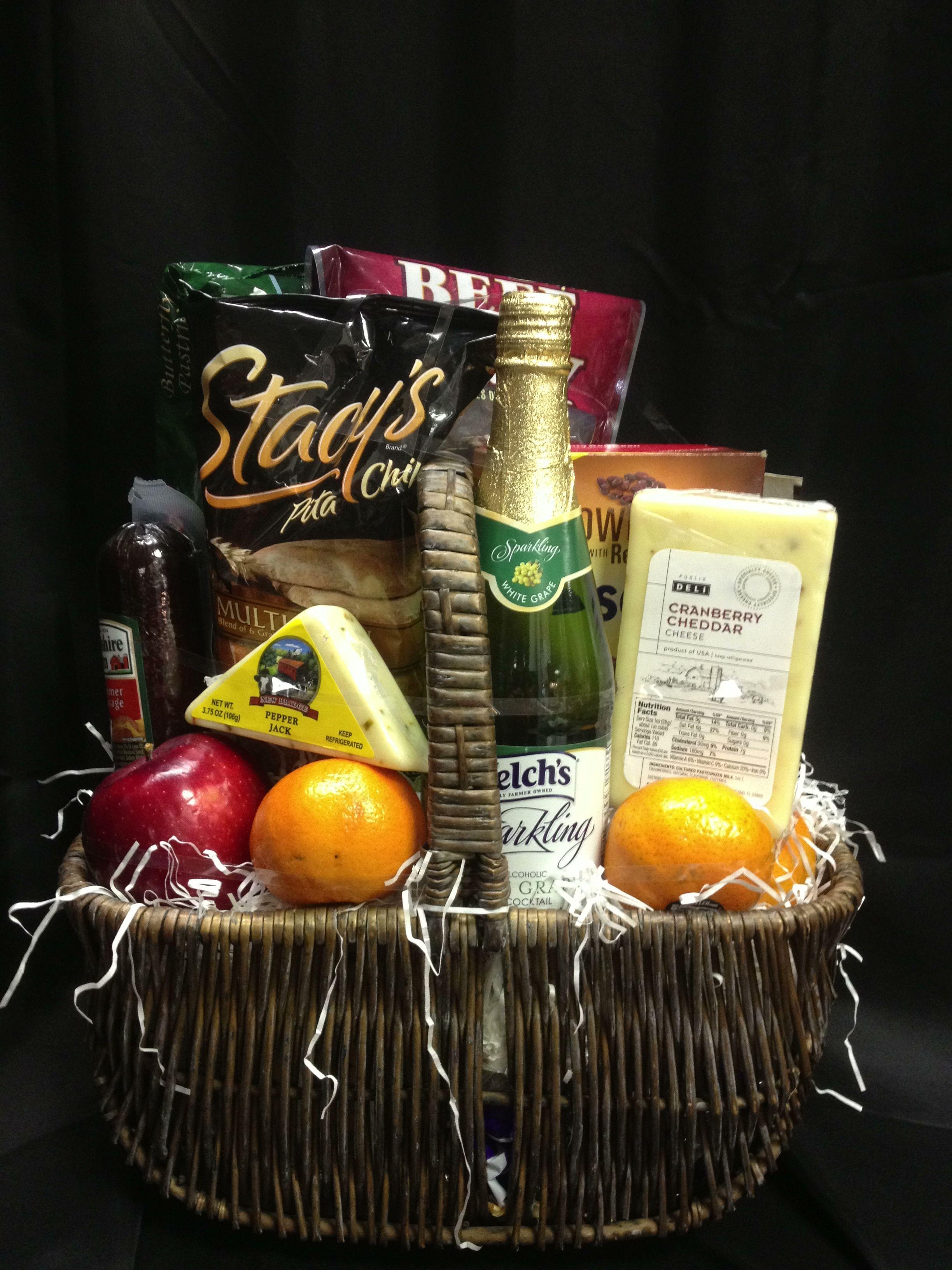 Gourmet basket from PFBD Gourmet baskets, Basket, Gourmet