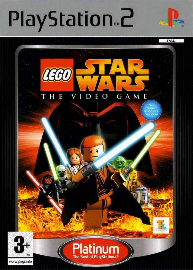 Ps3 Star Wars Games Lego Star Wars Box Shot For Playstation 2