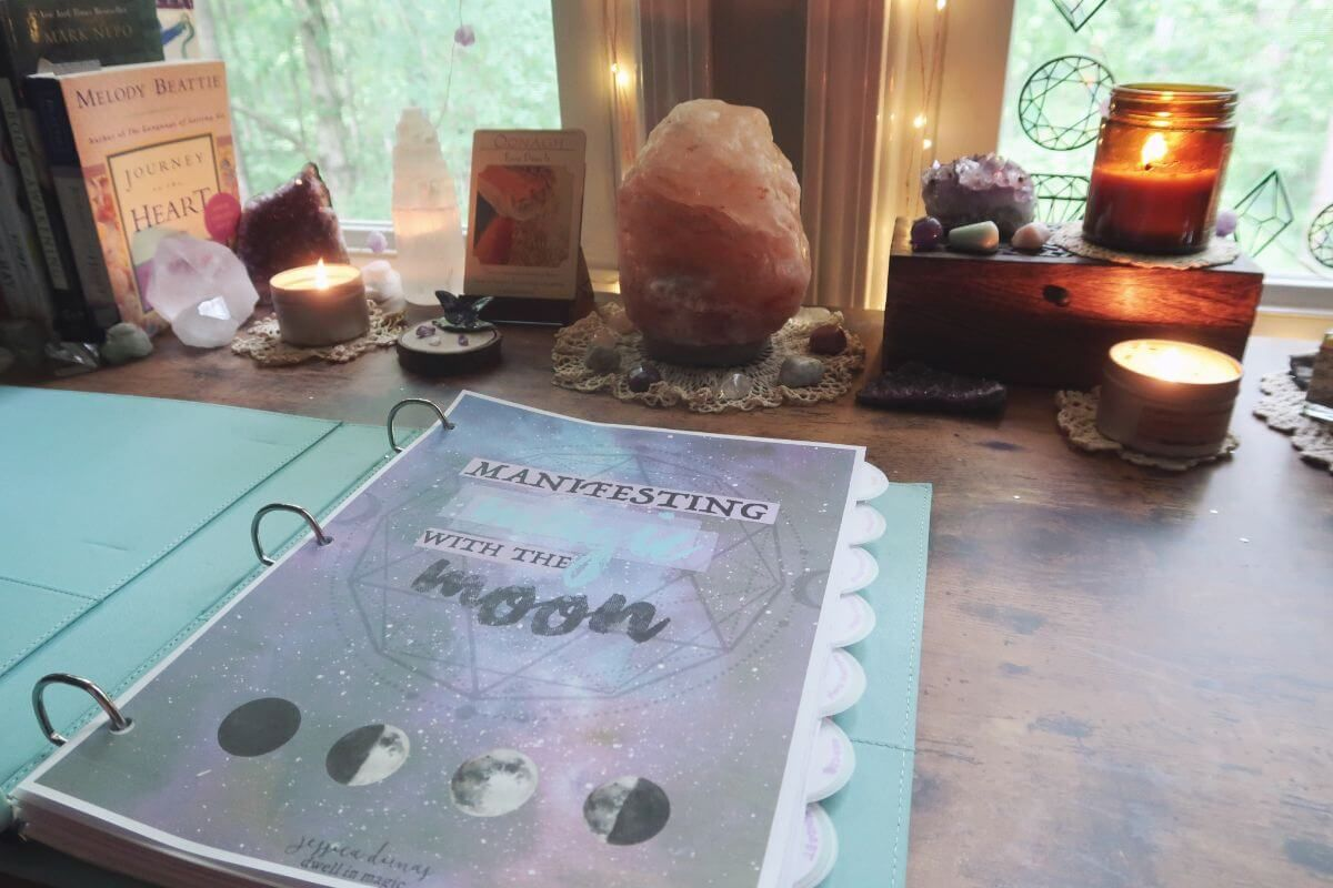 The Ultimate Guide Amp Worksheet Bundle For Magical Moon