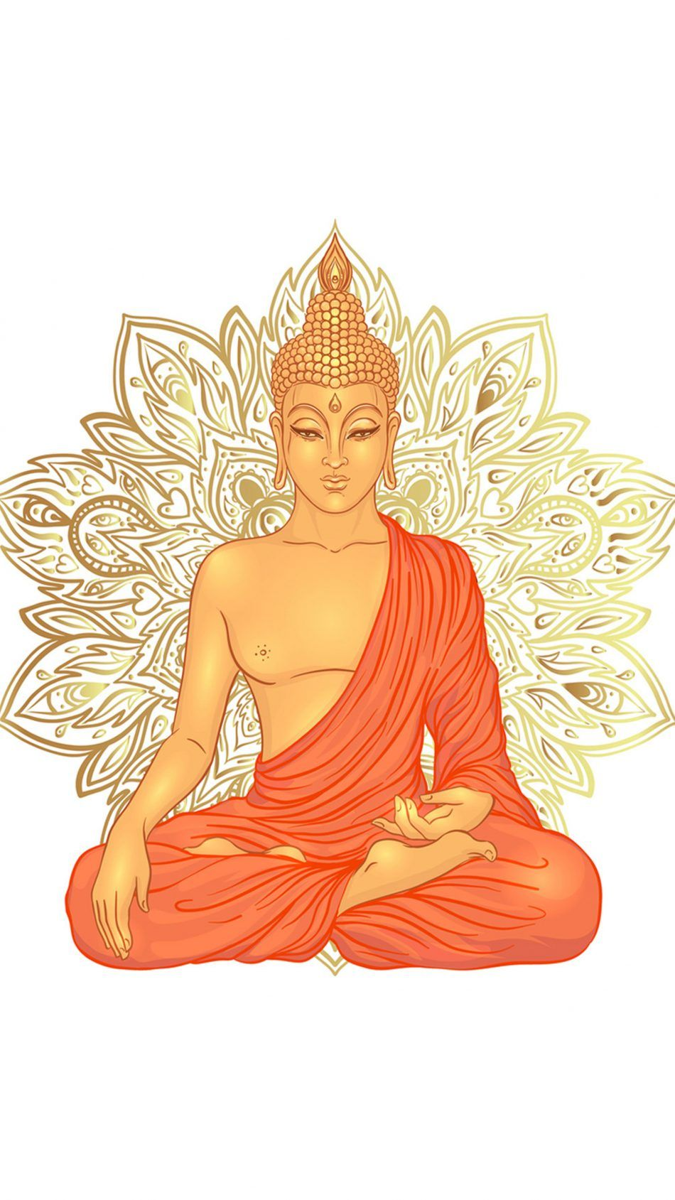 Lord Buddha Art Buddha Art Art Buddha Wallpaper Iphone
