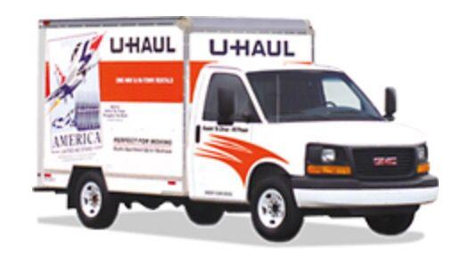 10ft Uhaul Truck Moving Truck Rental Moving Truck Trucks
