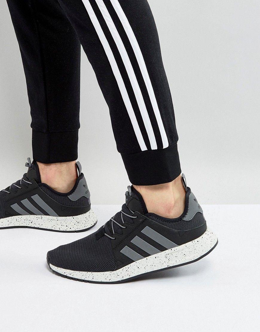 adidas originali x a infrarossi scarpe in nero by9254 nero