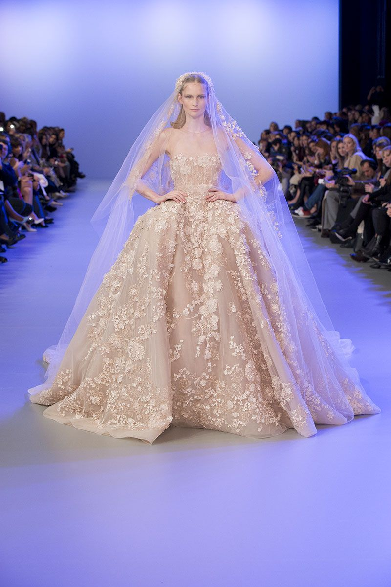 ELIE SAAB Haute Couture Spring-Summer 2014 | THE BRIDAL SHOW ...
