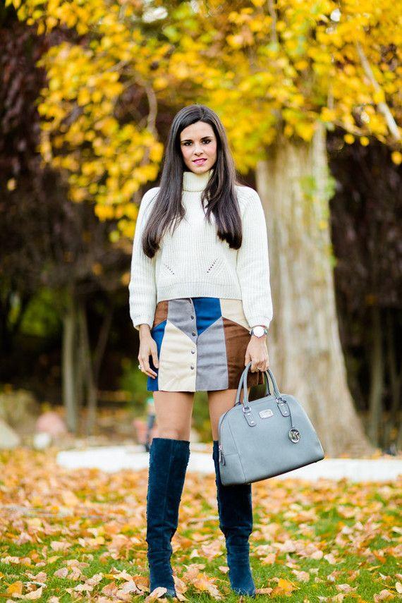 fashion  fashionista Maria Crimenes de la Moda  Camel   Grey ... 7050bb868461