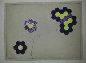 Summer Placemat Sew In Hand By Me From Butik Kiweb Dk Butikkiweb