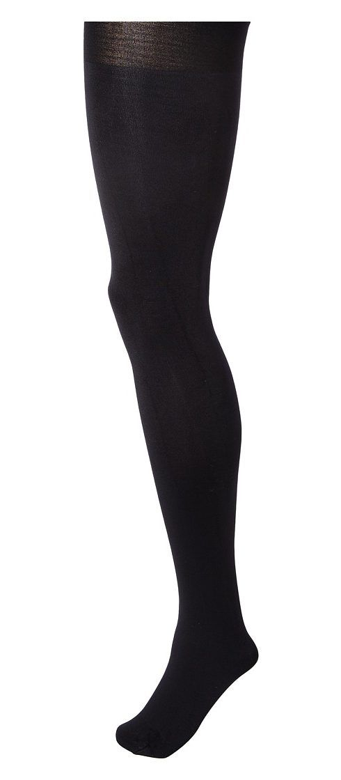 very Luxe Spanx Shaping Black Tights Blackout Leg Hose wUFSwAz