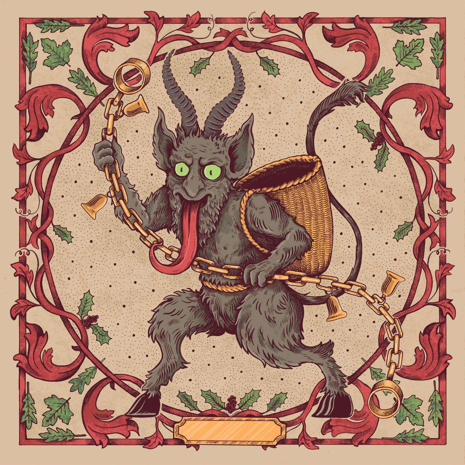 Открытки демона, новый