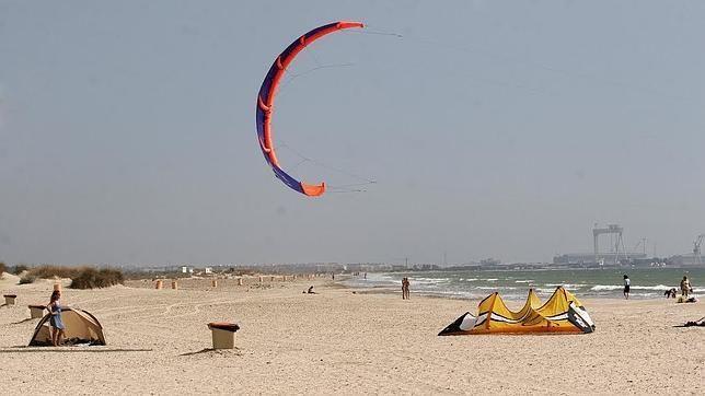 Playa de Los Toruños (El Puerto de Santa María, Cádiz)