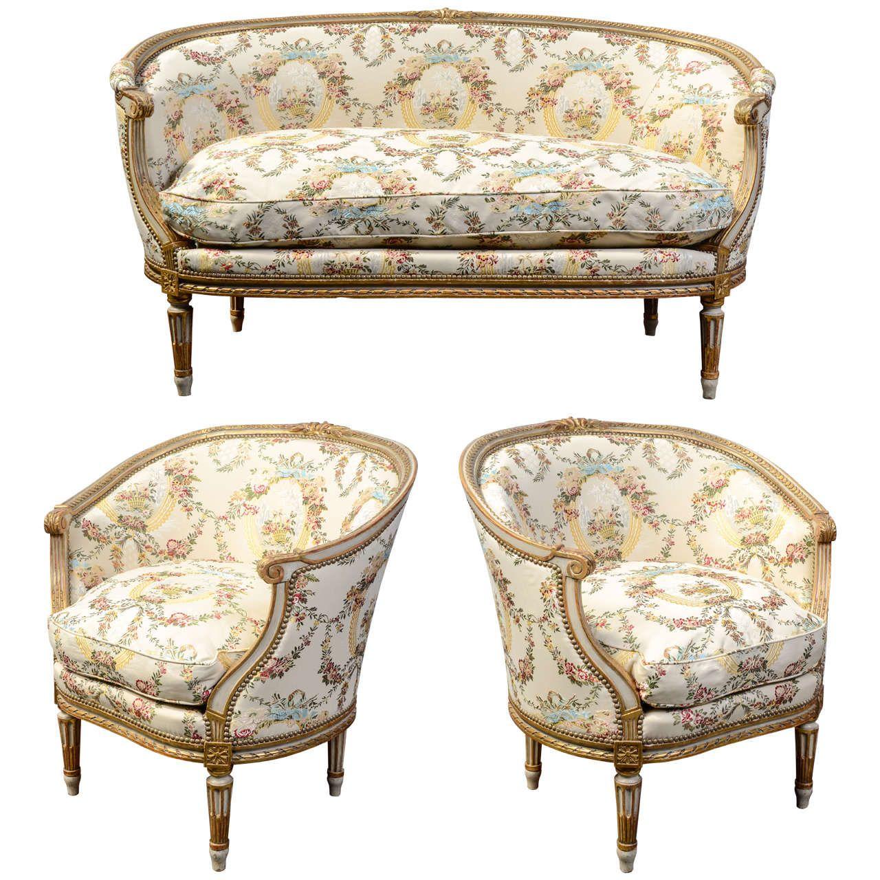 pin by guillaume op 39 s on meubles louis xvi mobilier de. Black Bedroom Furniture Sets. Home Design Ideas