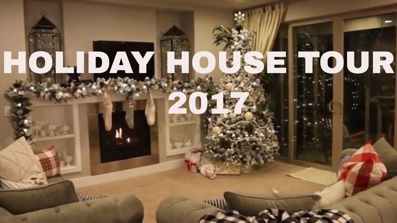 Christmas Home Tours 2019 Youtube HOLIDAY HOME TOUR   YouTube | Christmas | House tours, Christmas