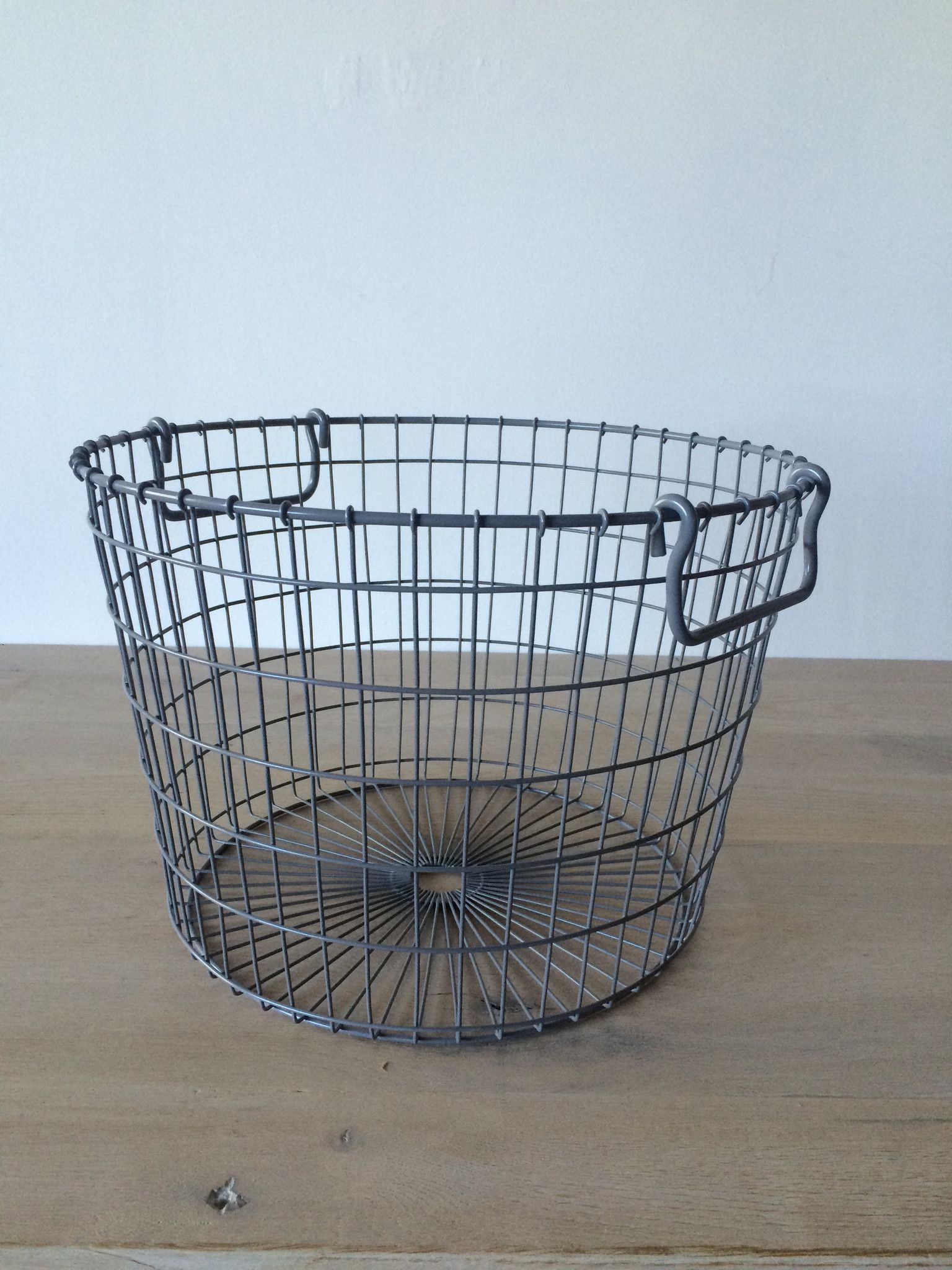 Wire Potato Basket -Blue | Pinterest | Modern colors, Modern and ...
