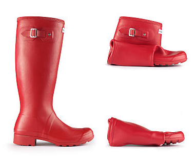 Hunter original packable rubber boots  http://rstyle.me/n/fd2kepdpe