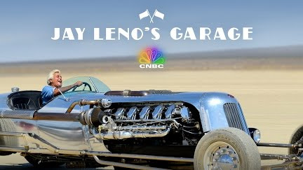 Elon Musk Jay Leno And The 2021 Cybertruck Full Segment Jay Leno S Garage Youtube Jay Leno Garage Pontiac Gto Hot Rods Cars Muscle